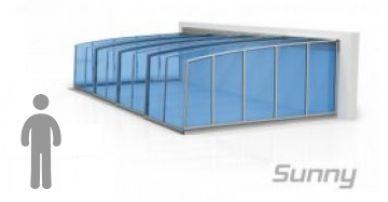 Acoperire piscina Sunny